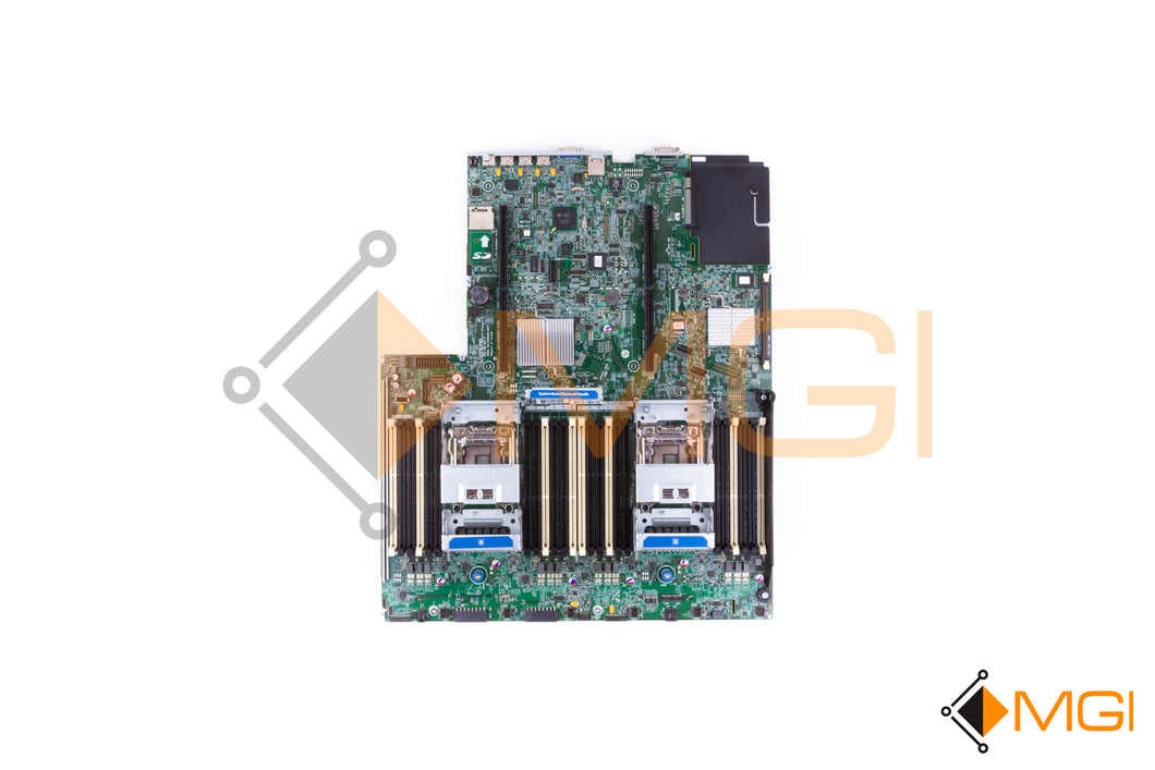 732143-001 HP DL380p G8 SYSTEM BOARD V2 W/ CAGE TOP VIEW