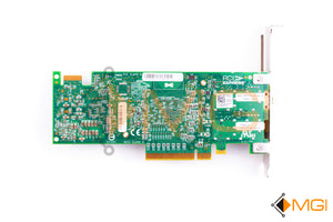 61M2K EMC LIGHTPULSE 16GB FC 1P PCI-E HBA BACK VIEW
