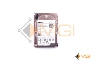 "PGHJG DELL 300GB 10K 6GBPS 2.5"" SAS HDD FRONT VIEW"