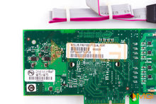 Load image into Gallery viewer, EXPL9402PTG2P20 INTEL PRO/1000 ADAPTER CARD W/ VGA PORT AND CABLE DETAIL VIEW