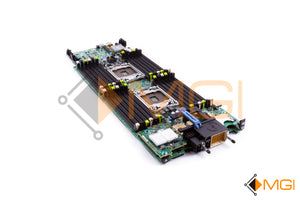 NJVT7 DELL POWEREDGE M620 SYSTEM BOARD V6 REAR VIEW