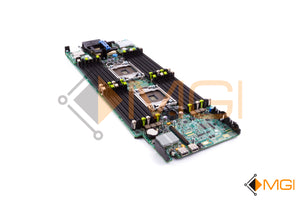 NJVT7 DELL POWEREDGE M620 SYSTEM BOARD V6 FRONT VIEW