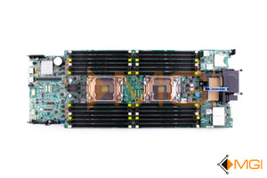 NJVT7 DELL POWEREDGE M620 SYSTEM BOARD V6 TOP VIEW