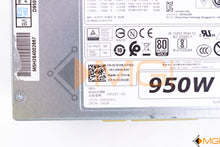 Load image into Gallery viewer, CXV28 DELL PRECISION T5820 T7820 950W POWER SUPPLY DETAIL VIEW