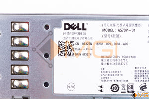 T327N DELL 570 WATT PSU FOR R710 DETAIL VIEW