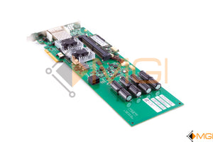 F4YMD DELL COMPELLENT SC8000 INTELLIGENT CACHE ADAPTER CARD REAR VIEW