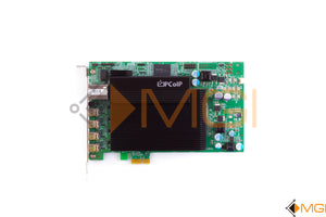 WCWRN DELL TERADICI HC-2240 PCIE PCOIP REMOTE ACCESS CARD TOP VIEW