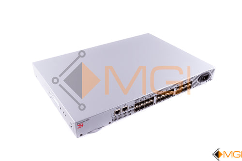 R875F DELL BROCADE 300 24-PORT 8GB FIBRE CHANNEL SWITCH FRONT VIEW