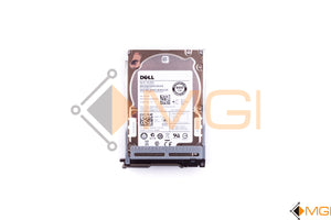"XRRVX DELL 900GB 10K RPM 6G 2.5"" SAS SED HARD HDD FRONT VIEW"