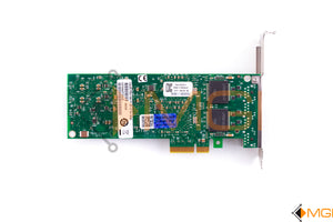 EXP19404PTG2L20  INTEL PCI-E 4-PORT 1GB NIC (PRO/1000PT) BOTTOM VIEW