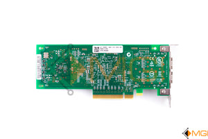 RW9KF DELL SANBLADE 8GB DUAL PORT PCI-E FIBRE CHANNEL HOST BUS ADAPTER BOTTOM VIEW