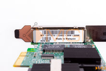 Load image into Gallery viewer, YT674 DELL INTEL 1000 PRO PCI-E QUAD GIGABIT NETWORK CARD DETAIL VIEW