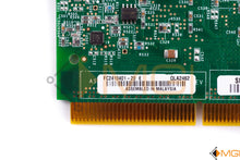 Load image into Gallery viewer, FC2410401-20 QLOGIC DUAL-PORT 4GBPS PCI-X ADAPTER DETAIL VIEW