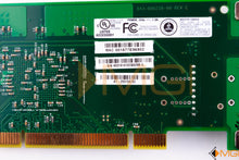 Load image into Gallery viewer, AT-2931SX/SC ALLIED TELESIS 64BIT PCI-x GIGABIT FIBER ADAPTER CARD DETAIL VIEW