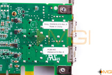 Load image into Gallery viewer, P005630 EMULEX DUAL PORT 10 GIGABIT ETHERNET SERVER ADAPTER MFR DETAIL VIEW