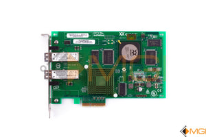 QLE2362 EXPRESS 2GB DUAL PORT FIBER HBA TOP VIEW