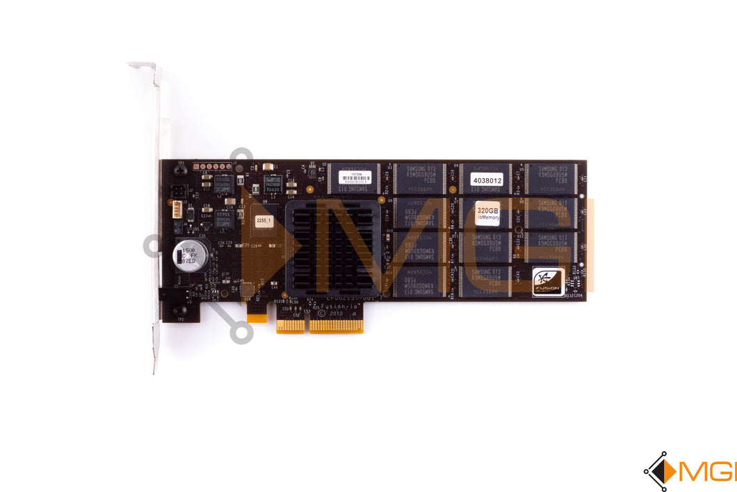 EA002136-019_8 FUSION-IO 320GB PCI-E SSD IO MEMORY TOP VIEW