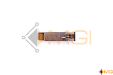 Load image into Gallery viewer, AFBR-57D7APZ-ELX AVAGO 8GBPS SFP OPTICAL TRANSCEIVER BOTTOM VIEW
