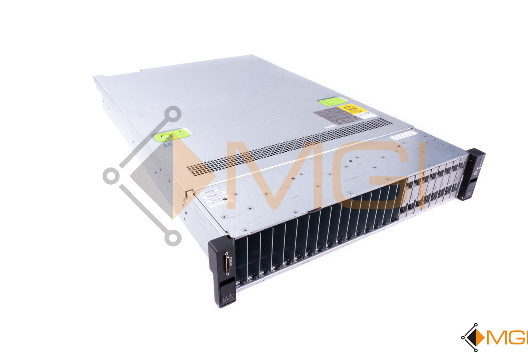 USCS-C240-M3S CISCO CTO SERVER FRONT VIEW