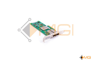 42D0512 IBM/QLOGIC SANBLADE 8GB DUAL PORT FC PCI-E HBA FRONT VIEW