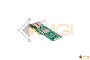 42D0512 IBM/QLOGIC SANBLADE 8GB DUAL PORT FC PCI-E HBA REAR VIEW