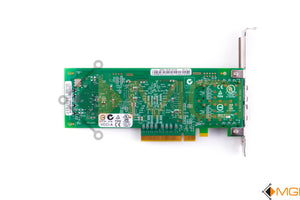 42D0512 IBM/QLOGIC SANBLADE 8GB DUAL PORT FC PCI-E HBA BOTTOM VIEW