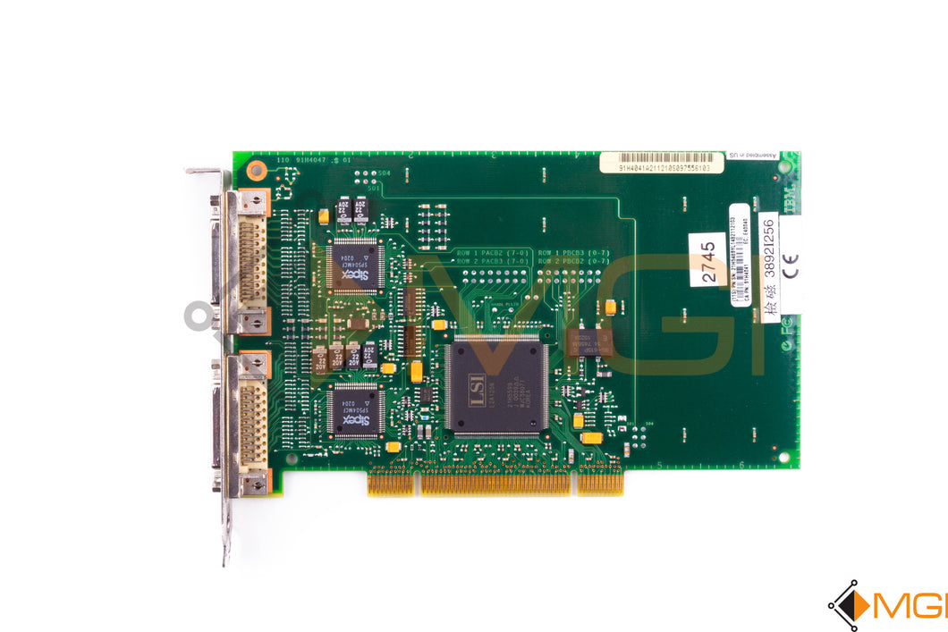 91H4041 IBM MULTIPROTOCOL ADAPTER TWO LINE TOP VIEW