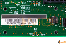 Load image into Gallery viewer, 59Y3915 IBM SAS SATA BACKPLANE BOARD HOT SWAP DETAIL VIEW