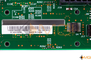 59Y3915 IBM SAS SATA BACKPLANE BOARD HOT SWAP DETAIL VIEW