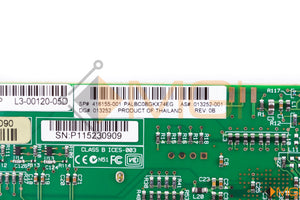 416155-001 HP SC44GE SAS PCI-E HOST BUS ADAPTER DETAIL VIEW