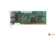 Load image into Gallery viewer, C41421-003 INTEL PRO/1000 MT DUAL PORT PCI SERVER ADAPTER TOP VIEW
