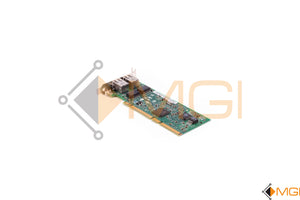 C41421-003 INTEL PRO/1000 MT DUAL PORT PCI SERVER ADAPTER REAR VIEW