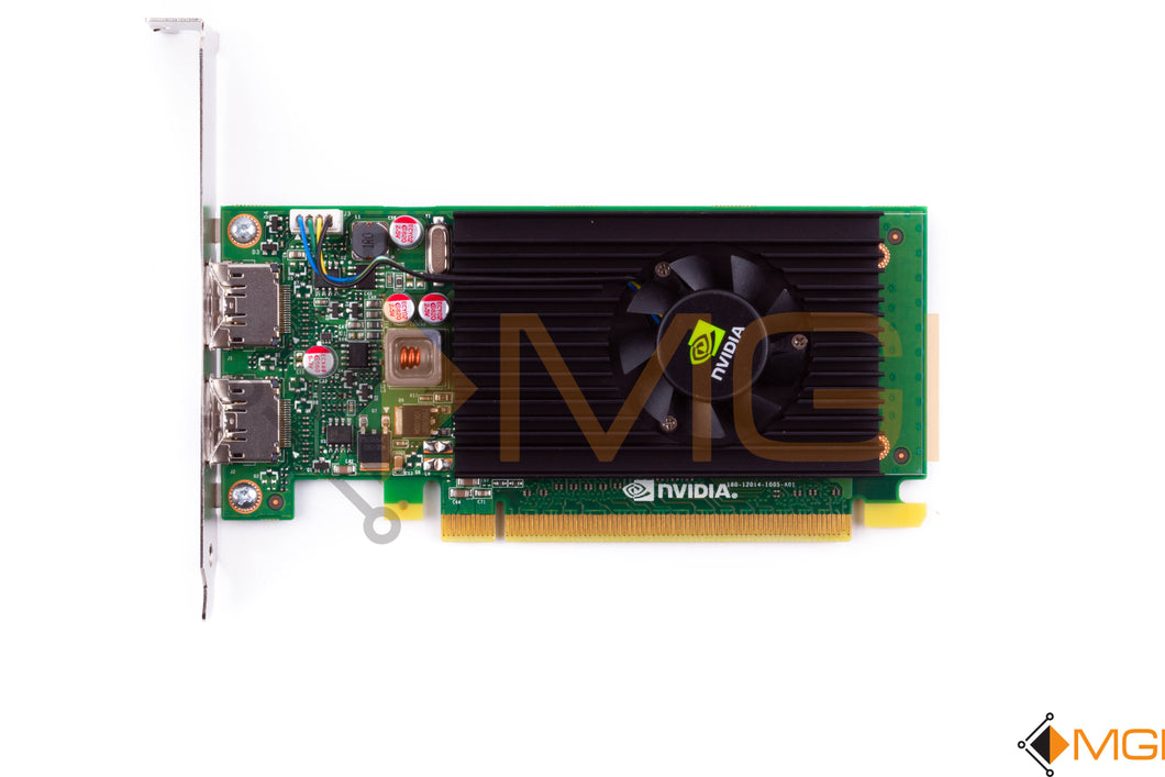 K3WRC DELL NVIDIA NVS 310 1GB DDR3 GRAPHICS CARD TOP VIEW
