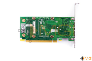 K3WRC DELL NVIDIA NVS 310 1GB DDR3 GRAPHICS CARD BOTTOM VIEW