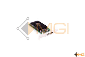 K3WRC DELL NVIDIA NVS 310 1GB DDR3 GRAPHICS CARD FRONT VIEW