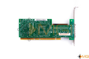 403051-001 HP SINGLE CHANNEL ULTRA320 SCSI PCI-X HBA BOTTOM VIEW