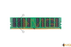 752369-081 HP 16GB 2RX4 PC4-2133P-R MEMORY MODULE (1X16GB) REAR VIEW