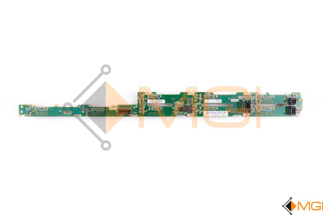 743454-001 HP 8 SFF DRIVE BACKPLANE FOR PROLIANT DL360 G9 FRONT VIEW