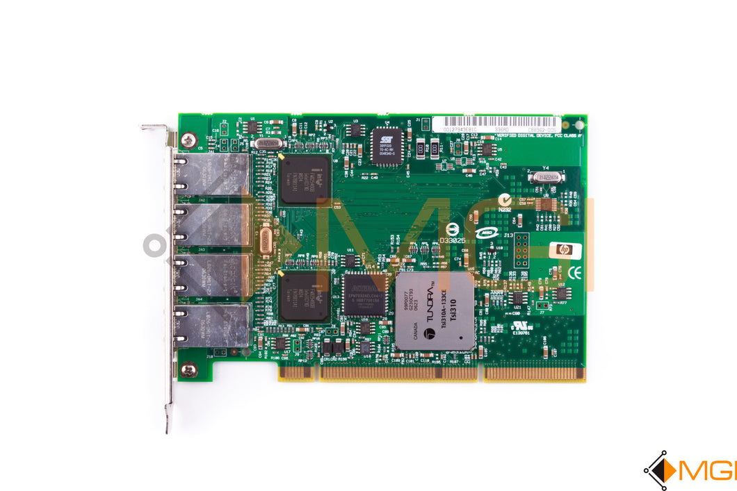 AB545-60001 HP PCI-X 4-PORT 1000 BASE-T NIC TOP VIEW