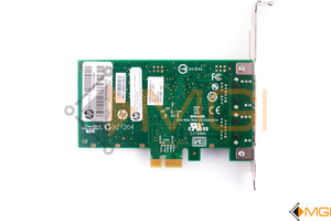 616012-001 HP ETHERNET 1GB 2-PORT 332T ADAPTER BOTTOM VIEW