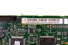 Load image into Gallery viewer, W670G DELL POWEREDGE R900 NETWORK ADAPTER DETAIL VIEW