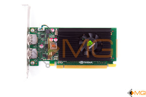 MD7CH DELL NVIDIA QUADRO NVS315 1GB PCIE X16 GRAPHICS CARD TOP VIEW