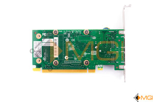 MD7CH DELL NVIDIA QUADRO NVS315 1GB PCIE X16 GRAPHICS CARD BOTTOM VIEW