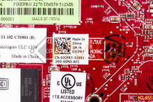 Load image into Gallery viewer, JCPR7 DELL ATI FIREPRO VIDEO CARD 2270 512MB DETAIL VIEW
