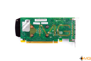61P37 DELL NVIDIA NVS510 2GB DDR3 VIDEO GRAPHICS CARD BACK VIEW