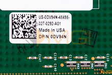 Load image into Gallery viewer, DV94N DELL COMPELLENT SC8000 512MB RAID CONTROLLER CARD DETAIL VIEW