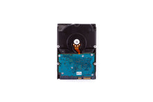 "Load image into Gallery viewer, 0F19843 HITACHI 2TB SATA 3.5"" 7.2K RPM HDD BACK VIEW"
