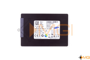 FFKNK DELL 256GB SSD SATA 2.5 7MM 6 Gbps FRONT VIEW