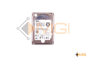 453KG DELL 600GB 10K 12G 2.5INCH SAS HDD FRONT VIEW