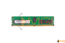 Load image into Gallery viewer, MTA18ASF2G72PDZ-2G6 MICRON 16GB 2Rx8 PC4-2666V MEMORY MODULE FRONT VIEW